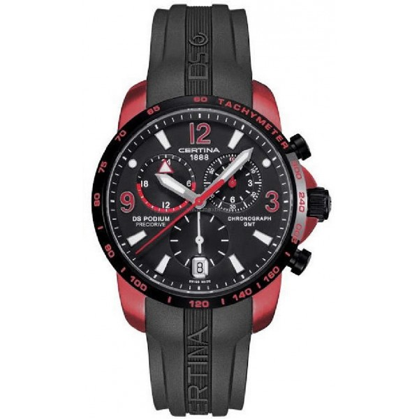 CERTINA PODIUM GMT swis made